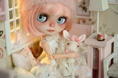 Rosemary   OOAK Custom Blythe Doll 13 by MaPoupeeCherie on Etsy, $780.00