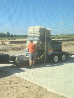 Perhaps this should be on two pallets?