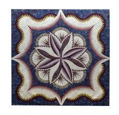 by Shelly Pagliai of Prairie Moon Quilts. 3d Quilts, Blue Quilts, Quilting, Timeless Treasures Fabric, Fabric Art, Paper Piecing, Quilt Making, Hello Everyone, Quilt Blocks