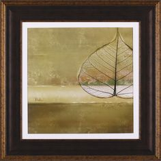 Less Is More I by Patricia Pinto Framed Painting Print