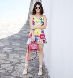 Hello sunday!  porque o dia hoje pede um look assim @papayafashion  #rafinhagadelha #ootd #look #pic #instagood #instafollow #lookdodia #photo #style #girl #joaopessoa #bloggers #fashion #picoftheday #summer #beauty