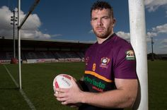 Rugby League player Keegan Hirst