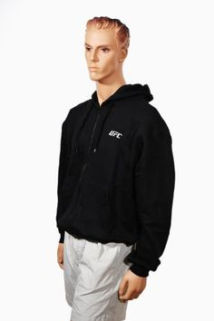UFC Mens Hoodie Size X-LARGE $24.99 (save $25.00)