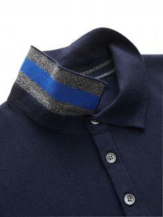 Polo Shirt Style, Polo Shirt Design, Polo Design, Polo Rugby Shirt, Mens Polo T Shirts, Pique Polo Shirt, Boys Shirts, Men's Polo, Knitwear Fashion