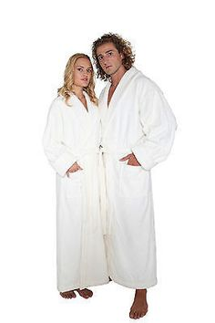 Bathrobes Online - Mens and Womens Organic Turkish Cotton Full Length Long  Bathrobe b0238c754