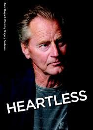 Heartless by Sam Shepard at the Signature, Sunday, September 9, 2012.
