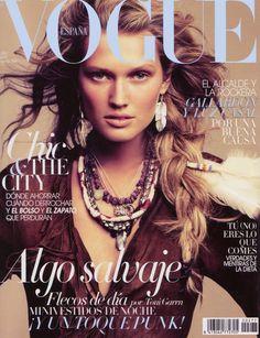Vogue Spain April 2011