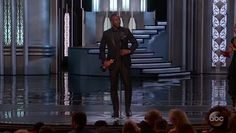 #Oscars Mahershala Ali Gives Acceptance Speech for Best Supporting Actor