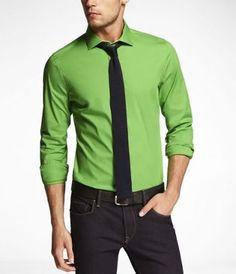 Green & Black