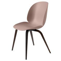 Beetle stol fra Gubi, designet av GamFratesi. En elegant og tidløs stol inspirert av billens anatomi...