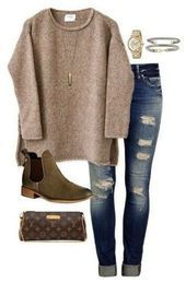winter sweater - Fashion Ideas WORK-OUTFITS 20 Outfit Ideas on What to Wear to Work When It's Raining fall outfits casual Winter Outfits For Teen Girls, Casual Winter Outfits, Winter Sweater Outfits, Casual Shoes, Summer Outfits, Cheap Fall Outfits, Comfortable Fall Outfits, Winter Outfits 2019, Autumn Outfits