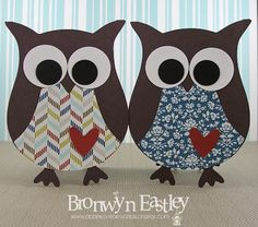 addINKtive designs: How to Make an Owl Card Using MDS and an e-Cutter