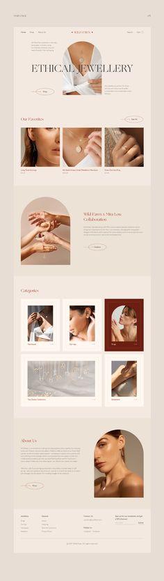Minimalist Graphic Design, Minimal Web Design, Website Layout, Website Footer, Web Design Trends, Ecommerce, Email Marketing Design, Custom Web Design, Wordpress Website Design