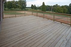This rear deck offer