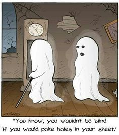 Today on Break of Day - Comics by Nate Fakes Halloween Meme, Halloween Cartoons, Halloween Quotes, Halloween Pictures, Holidays Halloween, Happy Halloween, Ghost Pictures, Halloween Stuff, Ghost Cartoon