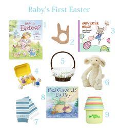 Baby's First Easter | Momica