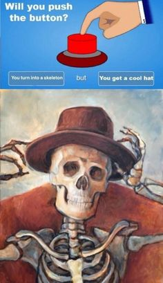 It's time to get SPOOKY : dankmemes<<< I think Skullduggery pressed this button Good Books, My Books, Skulduggery Pleasant, Artemis Fowl, Cool Hats, Book Fandoms, Loving U, 6 Years, Nerdy