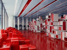 Ogilvy & Mather Office by Stéphane Malka