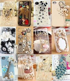 Really really really pretty iPhone cases in that pic I want alll of them NOW ? Pretty Iphone Cases, Ipod Cases, Cute Phone Cases, Iphone Phone Cases, Cellphone Case, Apple Iphone, Tablet Cover, Cell Phone Covers, Cute Cases