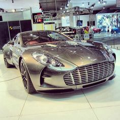 Sweet Aston Martin One 77