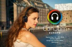 The next CanJam Europe - September 24th and 25th in Germany