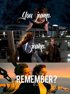 Jack and Rose ❤️