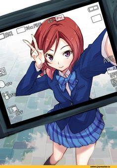 Anime,аниме,Love Live! School Idol Project,Nishikino Maki