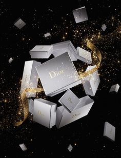 It's almost time to celebrate! This holiday season, Dior gifts are coming from the stars…