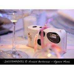 Appareil photo jetable mariage Toute les animations de votre mariage - Instemporel