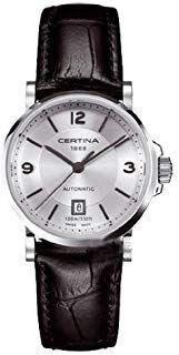 3761ec4c78 Certina Damen-Armbanduhr XS Analog Automatik Leder C017.207.16.037.00   geschenkideen