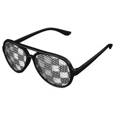 Checkered Flag Glasses Party Shades