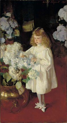 Helen Sears 1895 John Singer Sargent (American, 1856–1925) MFA