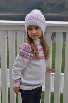 Crochet Baby, Knit Crochet, Norwegian Knitting, Knitted Hats, My Design, Baby Kids, Winter Hats, Crafts, Fair Isles