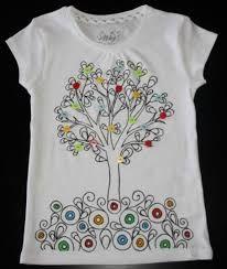 Resultado de imagen para camisetas pintadas