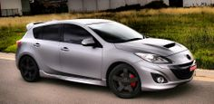 Mazda 3 MPS, like those rims, would look good on the black MPS. Mazda 3 Mps, Veloster Turbo, Hyundai Veloster, Car Manufacturers, Sport Cars, Jdm, Benz, Automobile, Bing Bong