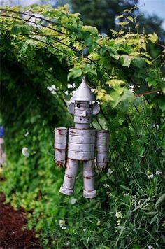 The Children's Garden always hold a bit of whimsey.