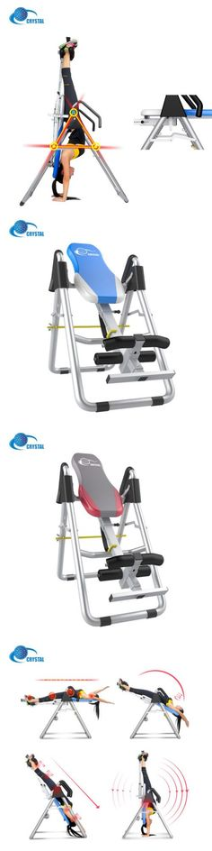Inversion Tables 112954: Gym Inversion Body Table Exercise Machine Therapy Stretch Back Support Trainer -> BUY IT NOW ONLY: $118.99 on eBay! #InversionTables