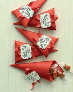 Gingerbread Caramels Recipe