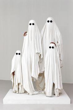 La famille invisible, 2012, Theo Mercier