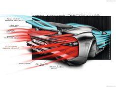 Así funciona el Bugatti Chiron
