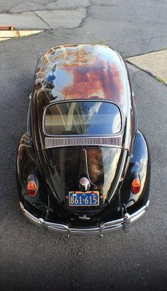 Classic Car News Pics And Videos From Around The World Volkswagen Models, Volkswagen Bus, Vw Camper, Vw Cars, Porsche Cars, Kdf Wagen, Vw Engine, Combi Vw, Chevy