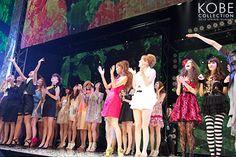神戸コレクション   SHOW REPORT 2010 Spring/Summer 神戸公演 - Ending -