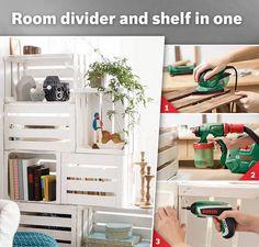 ber ideen zu raumteiler selber bauen auf pinterest ankleidezimmer raumteiler und. Black Bedroom Furniture Sets. Home Design Ideas