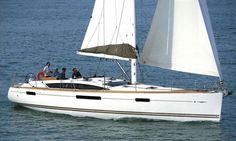 Jeanneau 53 Sailing Yacht Charter in Annapolis, MD in Annapolis