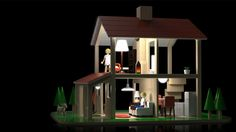 hape all season dollhouse | Merchsource Seasons Dollhouse