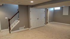 Finished #basement  #basementremodel #remodel #remodeling #cle #after #designbuild #basementideas #bar