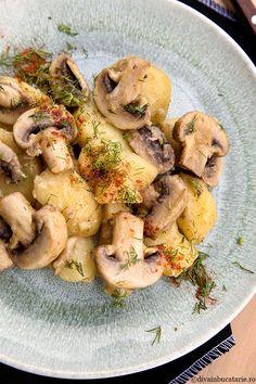Romanian Food, Shrimp, Vegan Recipes, Brunch, Food And Drink, Chicken, Cooking, Food, Diet