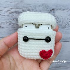 Crochet Case, Cute Crochet, Baymax, 3c, Crochet Projects, I Shop, Have Fun, Projects To Try, Crochet Patterns