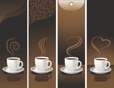 04-02-2013: Coffee Cups Vector Mix #vector