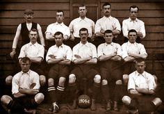 The first Hull City team of1904-1905 - #Hull City Quiz  - #Hull